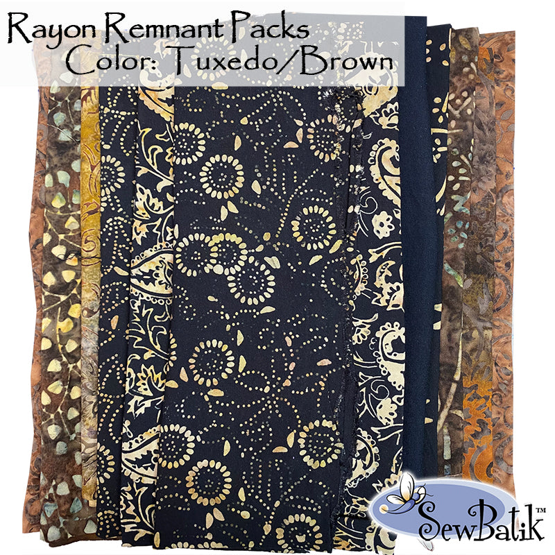 Remnant Pack - Tuxedo / Brown