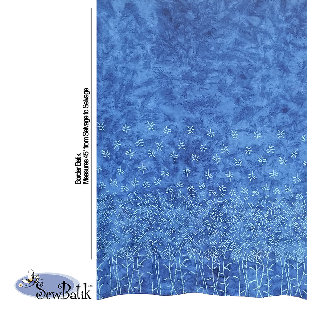 "45"" Rayon - Durum Dream - Delft"