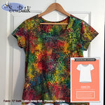Pattern - Scout Tee