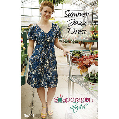Snapdragon Studios Summer Jazz Dress