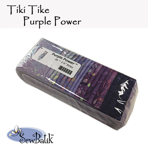 Tiki Tikes - Purple Power
