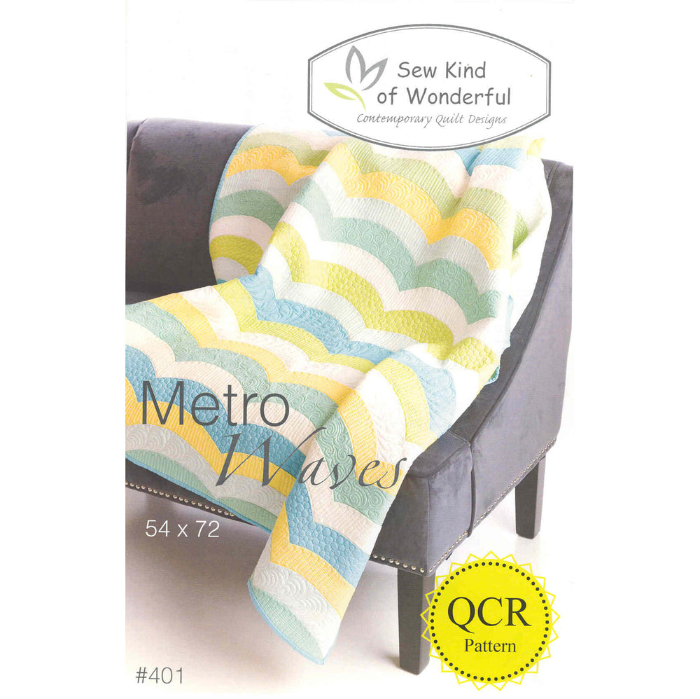 Sew Kind of Wonderful - Metro Waves