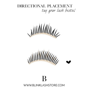 Lash Tip Tuesday: Directional Placement