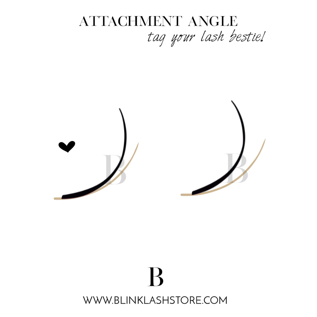 Lash Tip Tuesday: Attachment Angle