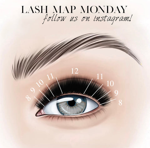 Lash Map Monday: Round Style