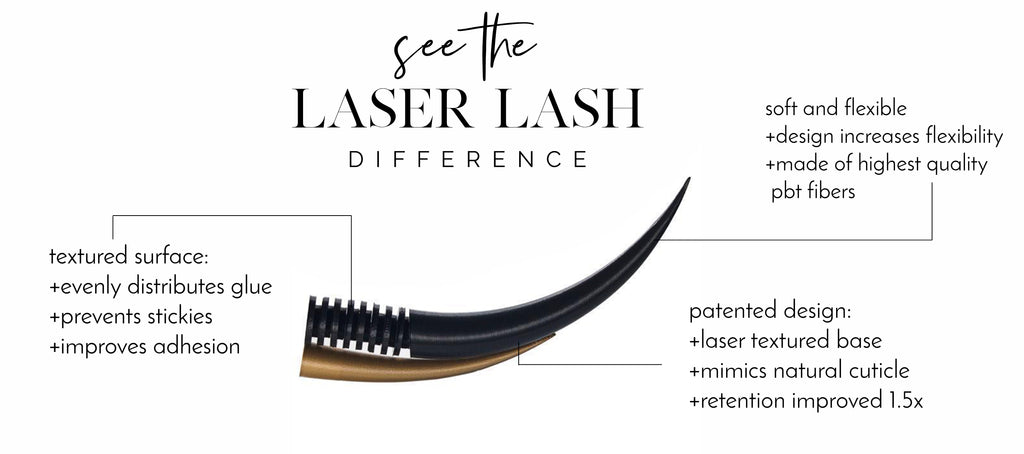 All About Laser Lashes