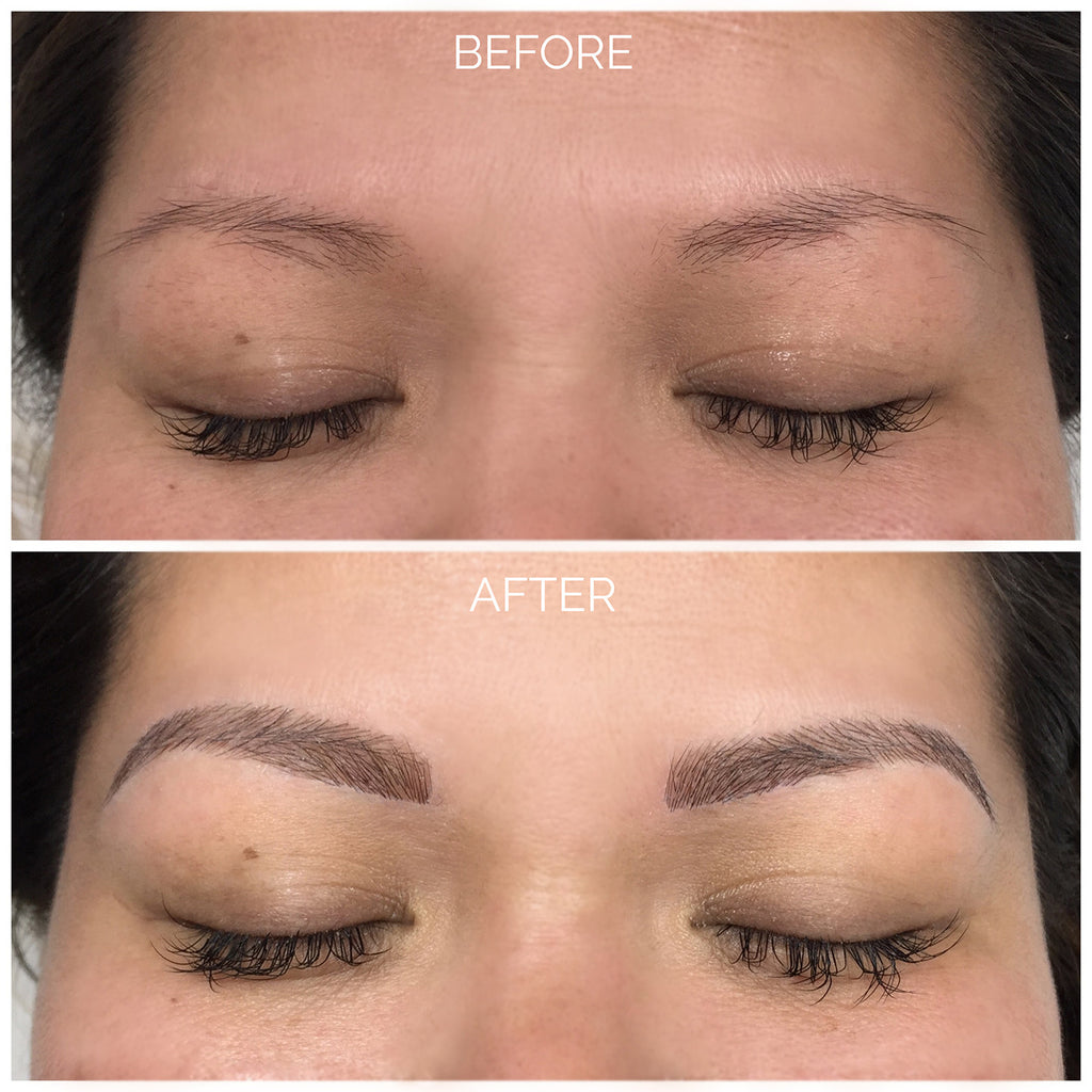 Eyebrow Extensions Kit Eyebrow Extensions Online Training