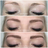Black Eyebrow Extensions