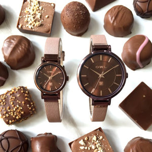 Chocolate Watch Giveaway