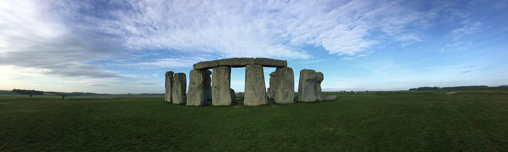 British historic Stonehenge