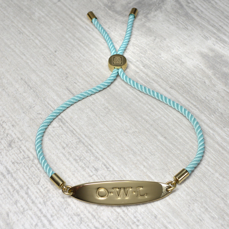 GLASTONBURY FRIENDSHIP BRACELET JADE AND GOLD