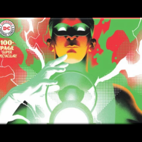 Green Lantern's 80th Anniversary in Super Spectacular