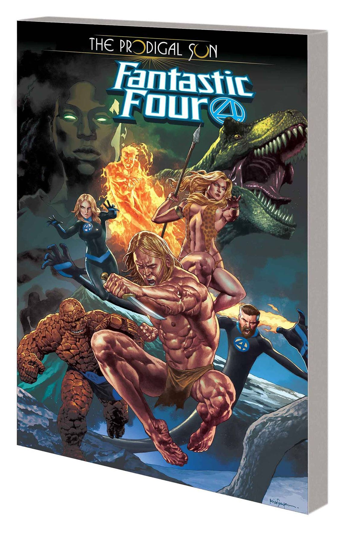 Fantastic Four Prodigal Son