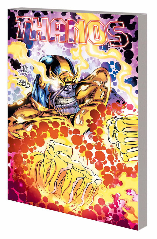 Thanos Cosmic Powers