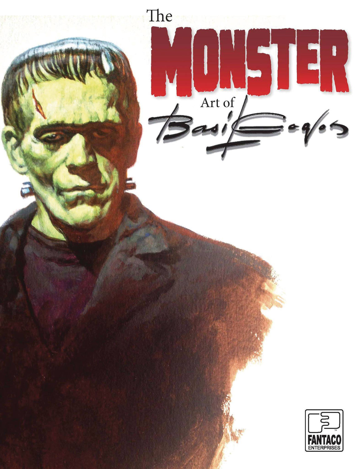 Monster Art Of Basil Gogos