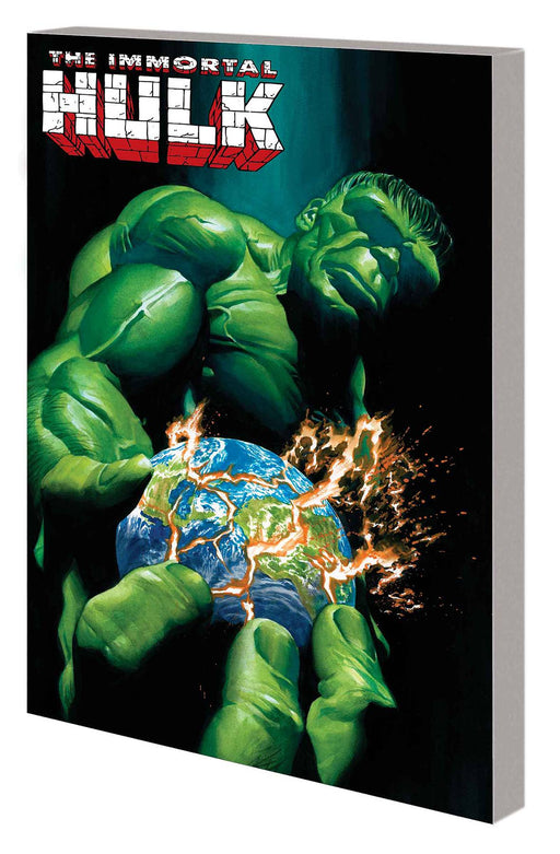Immortal Hulk Vol 05 Breaker of Worlds