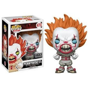 POP IT MOVIE PENNYWISE W/TEETH VINYL FIG