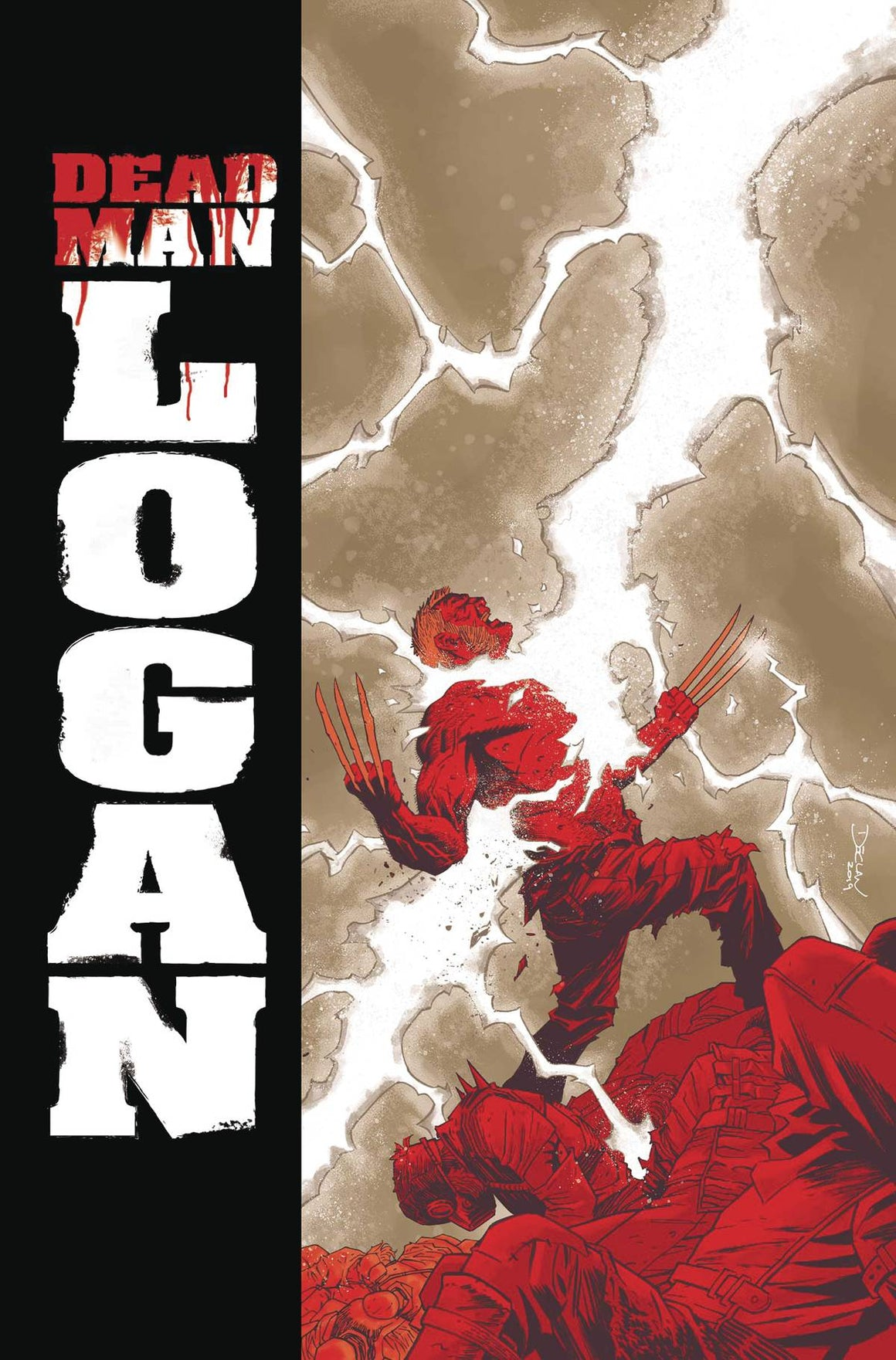 Dead Man Logan Vol 02 Welcome Back Logan