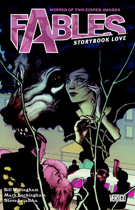 Fables Vol 03 Storybook Love