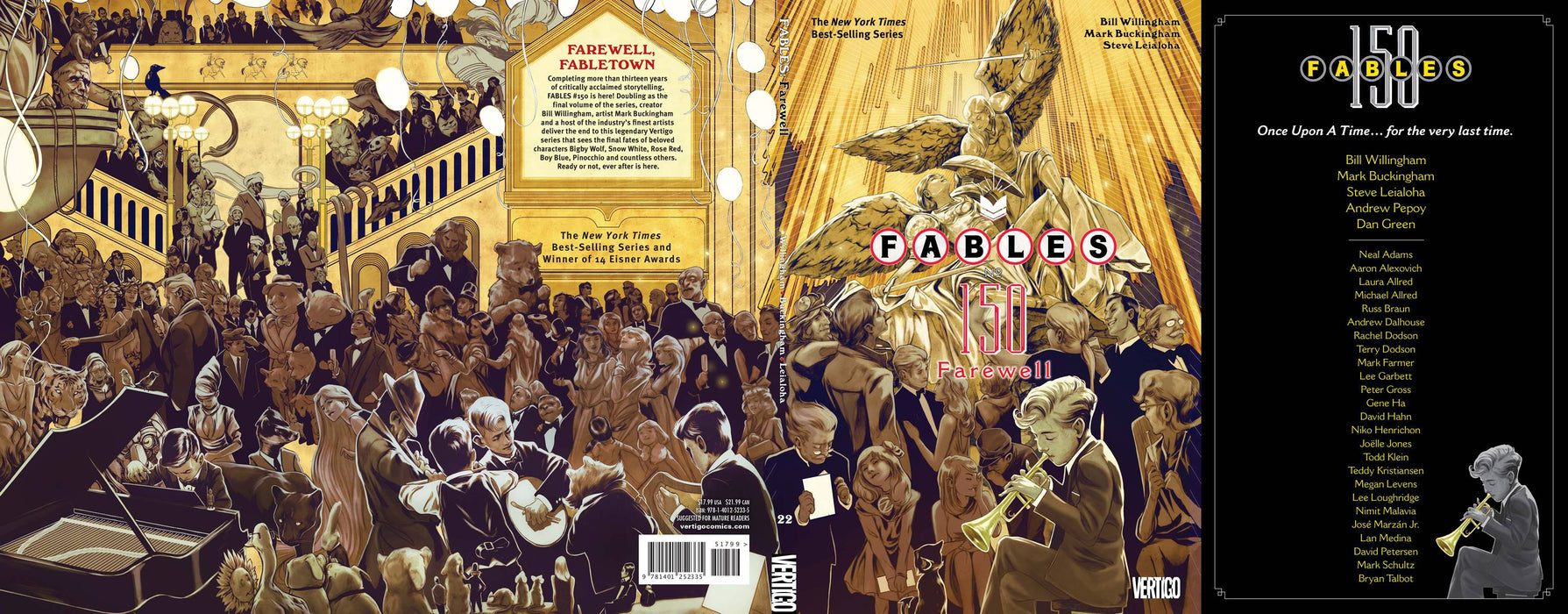 Fables Vol 22 Farewell
