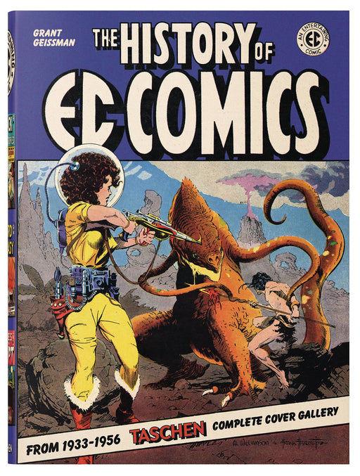 History of EC Comics DLX