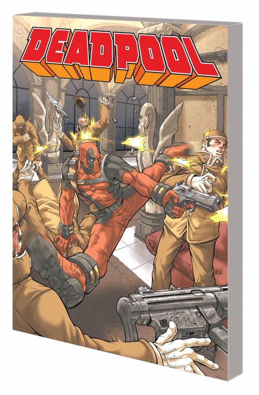 Deadpool Classic Vol 9