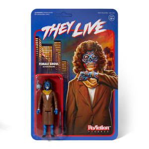 ReAction They Live - Female Ghoul