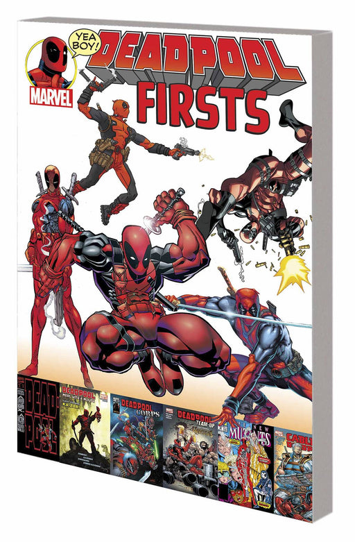 Deadpool Firsts