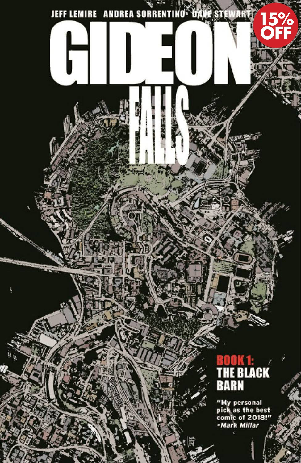 Gideon Falls Vol 01 Black Barn
