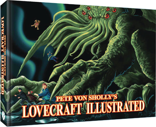 Peter Von Sholly's Lovecraft Illustrated