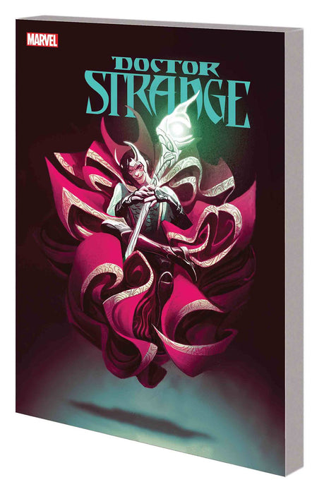 Doctor Strange By Donny Cates Vol 01 God of Magic