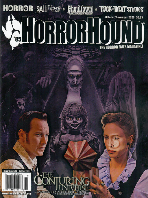 HorrorHound #85
