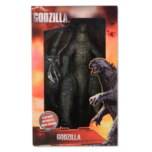 Godzilla 24″ Head To Tail Action Figure – 2014 Godzilla