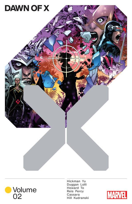 Dawn of X Vol 02