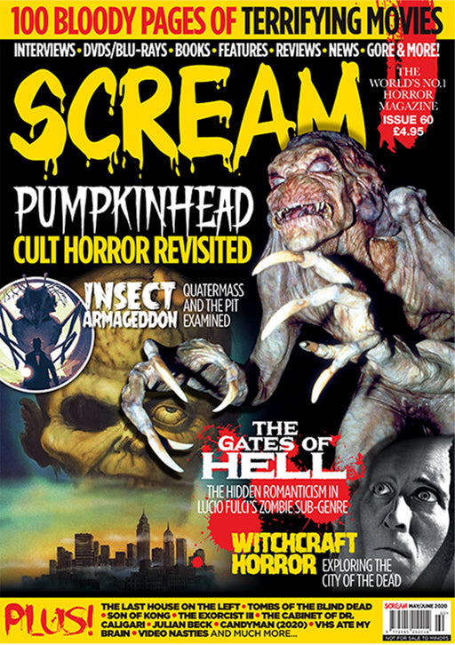 Scream Magazine #60