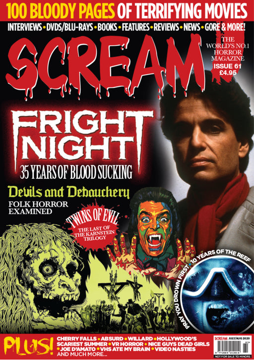 Scream Magazine #61