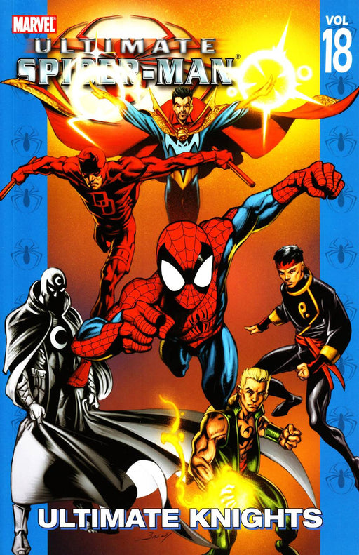 Ultimate Spider-Man Vol 18