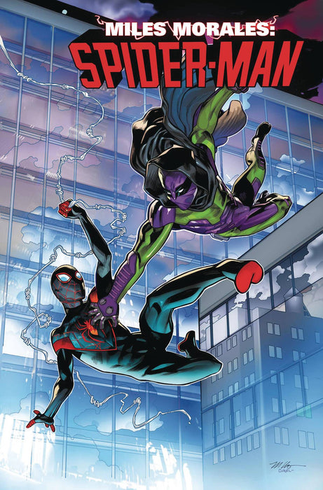 Miles Morales Vol 03 Family Business