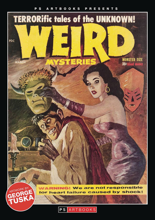 Weird Mysteries Magazine #1