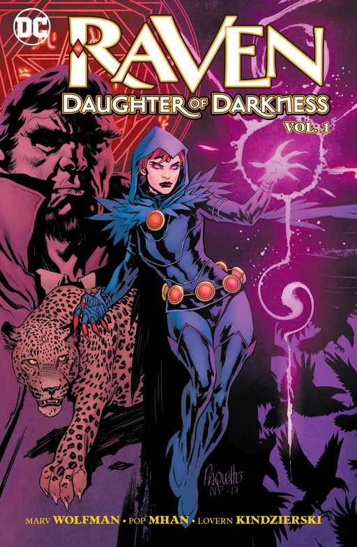 Raven Daughter of Darkness Vol 01