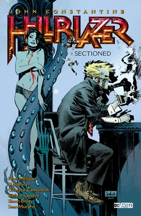 John Constantine, Hellblazer Vol 24 Sectioned