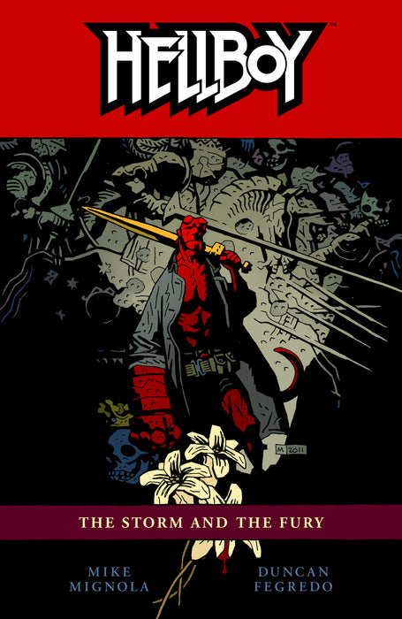 Hellboy Vol 12 The Storm And The Fury
