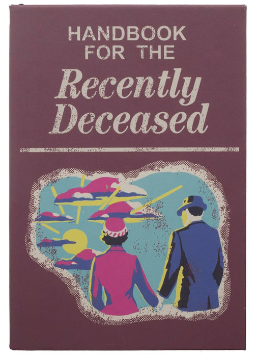 Beetlejuice Handbook For Recently Deceased Journal