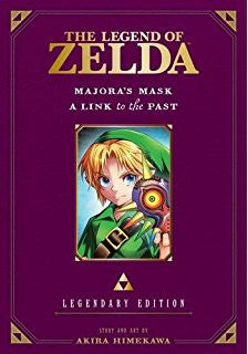 LEGEND OF ZELDA LEGENDARY ED GN VOL 03
