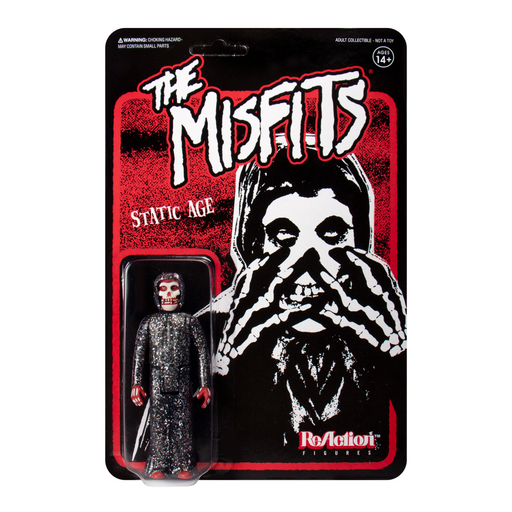 Misfits ReAction Figure - Static Age