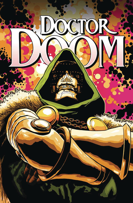 Doctor Doom Vol 01 Pottersville