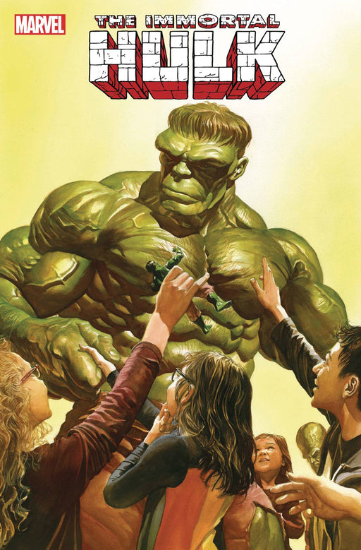 Immortal Hulk Vol 07 Hulk Is Hulk