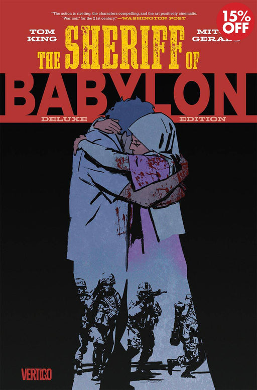 Sheriff of Babylon Deluxe Edition