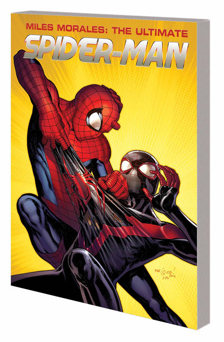 Miles Morales: Ultimate Spider-Man Revival