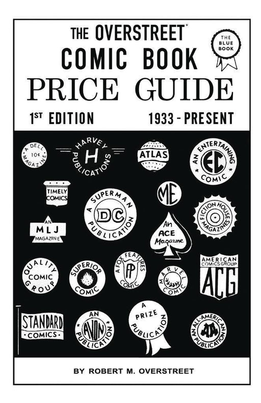 Overstreet Comic Book Price Guide #1 Facsimile Edition